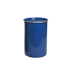 25 liter open top metal drum for grease