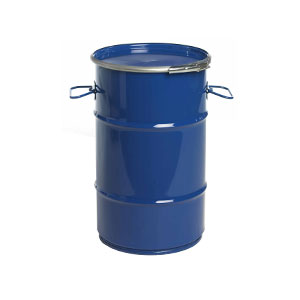 50 liter steel drums for food
